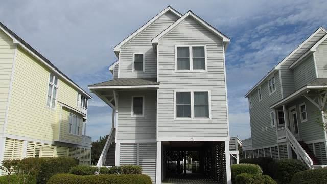RV5-Stunning 4 Bedroom Home - Image 1 - Manteo - rentals