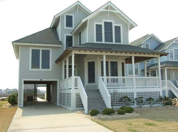 4BR with entertainment center - Village Landings #86 - Image 1 - Manteo - rentals