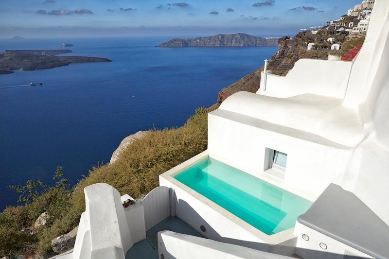 Villa Gaia - Villa Gaia - Santorini - rentals