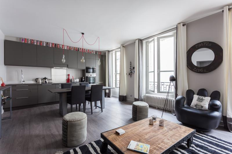 One Fine Stay - Rue Poncelet II apartment - Image 1 - Paris - rentals