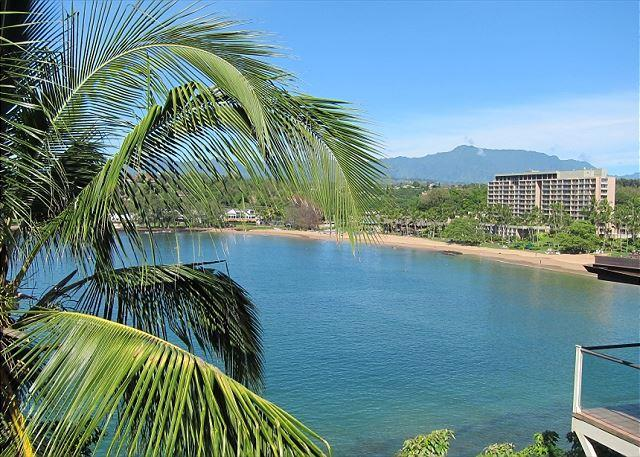 Pali C Studio View - Pali Kai 17C, Ocean Bluff, AC, Marriott Resort Use, 20% OFF SEP STAYS! - Lihue - rentals