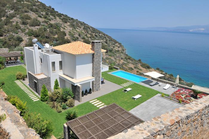 Bay View Villa - Image 1 - Agios Nikolaos - rentals
