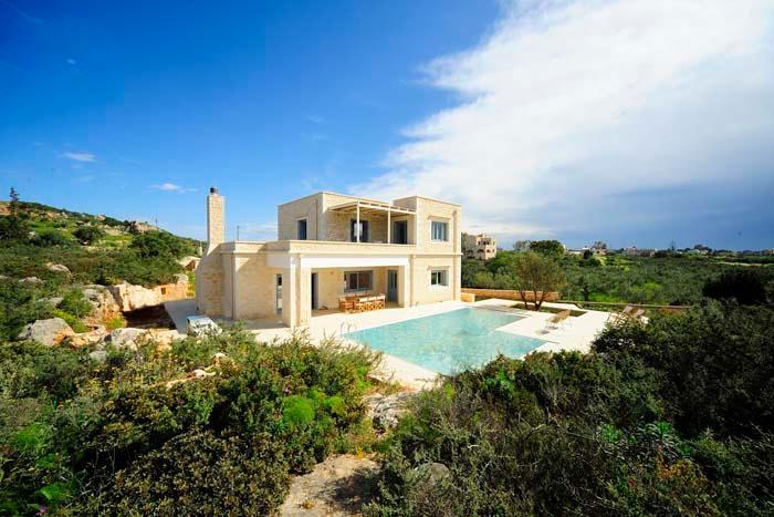 Villa Aeriko - Image 1 - Akrotiri - rentals