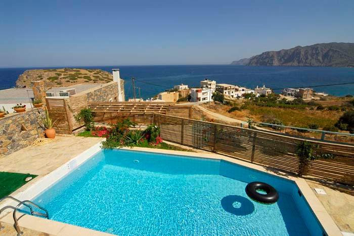 Villa Alkestis - Image 1 - Mochlos - rentals