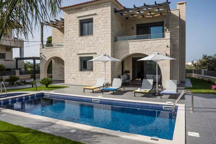 Villa Almyrida - Image 1 - Almyrida - rentals
