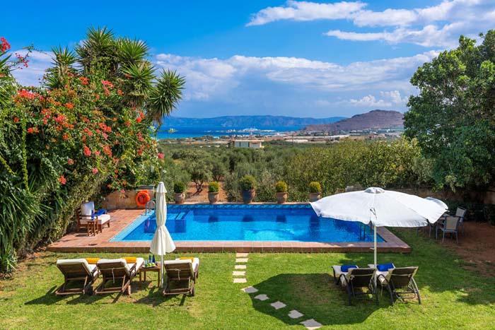 Villa Arhontariki - Image 1 - Kissamos - rentals
