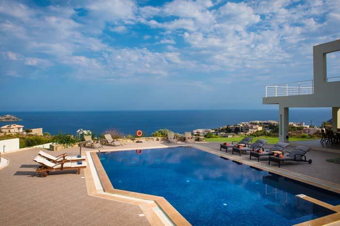 Villa Aspalathos - Image 1 - Ligaria - rentals