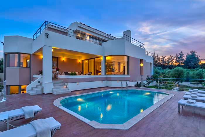 Villa Avra - Image 1 - Platanias - rentals