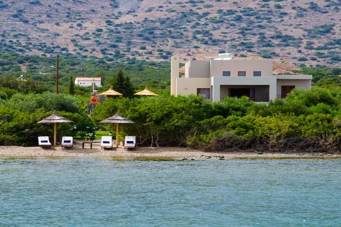 Villa Blue Island - Image 1 - Elounda - rentals
