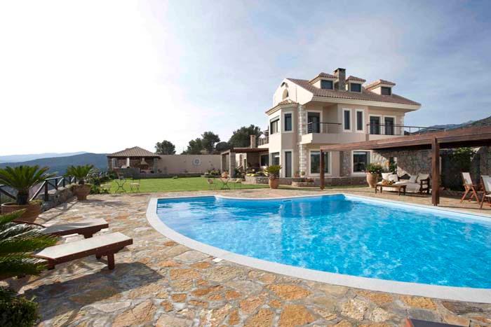 Villa Blue View - Image 1 - Agios Nikolaos - rentals