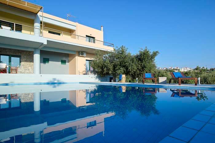 Villa Deluxe - Image 1 - Akrotiri - rentals
