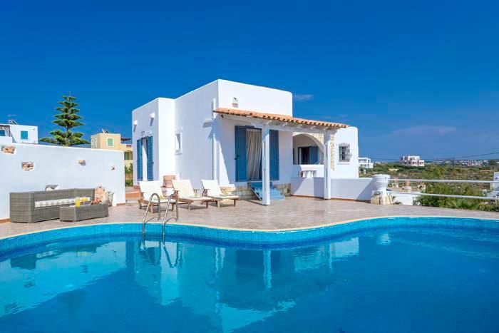 Villa Irida - Image 1 - Tersanas - rentals