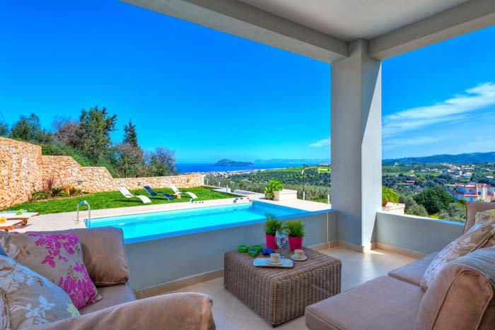 Villa Iokasti - Image 1 - Gerani - rentals