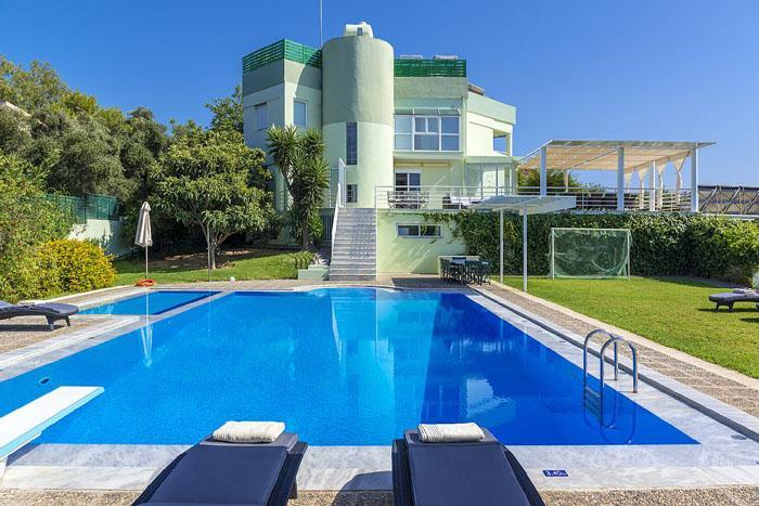 Villa Jasmine - Image 1 - Nea Kydonia - rentals