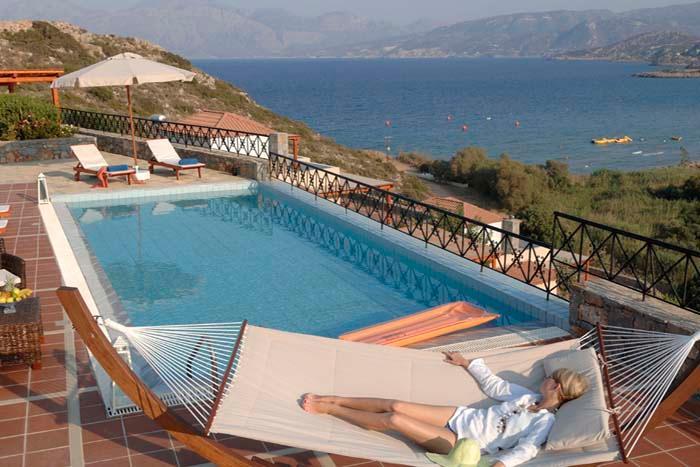 Villa Knossos - Image 1 - Agios Nikolaos - rentals