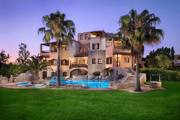 Villa Lilium - Image 1 - Maleme - rentals