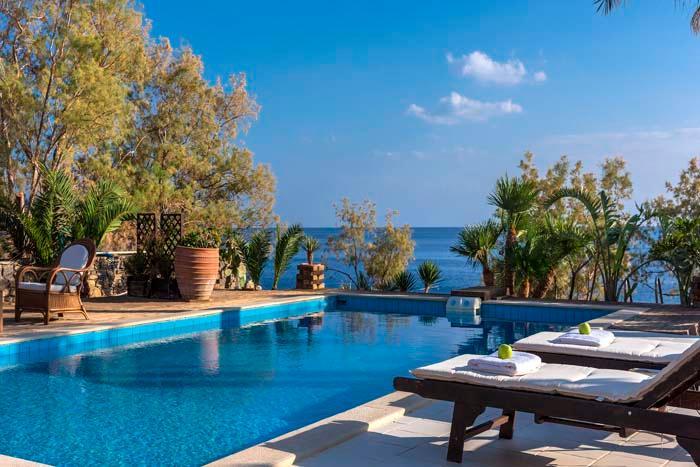 Villa Makrygialos - Image 1 - Achlia - rentals