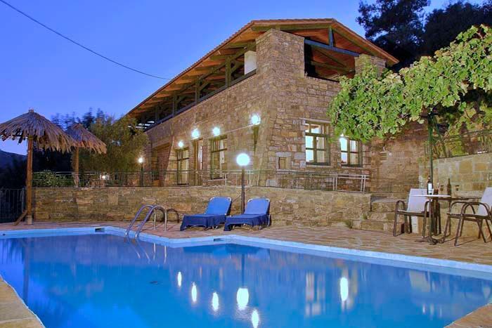 Villa Maria Emanuela - Image 1 - Prina - rentals