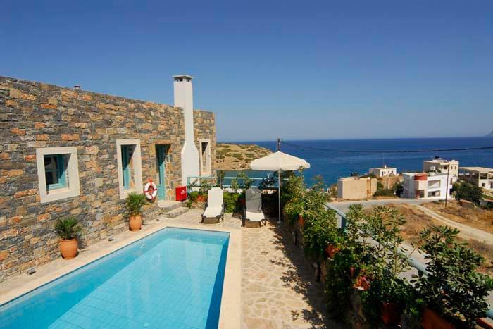Villa Mouses - Image 1 - Mochlos - rentals