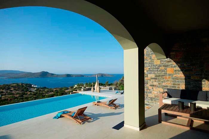 Villa Queen - Image 1 - Elounda - rentals
