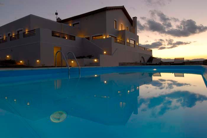 Villa Selena - Image 1 - Choudetsi - rentals