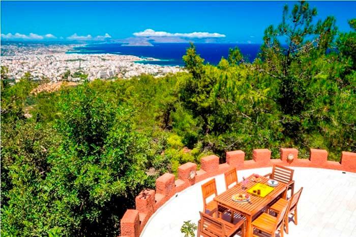 Villa Xenia - Image 1 - Akrotiri - rentals