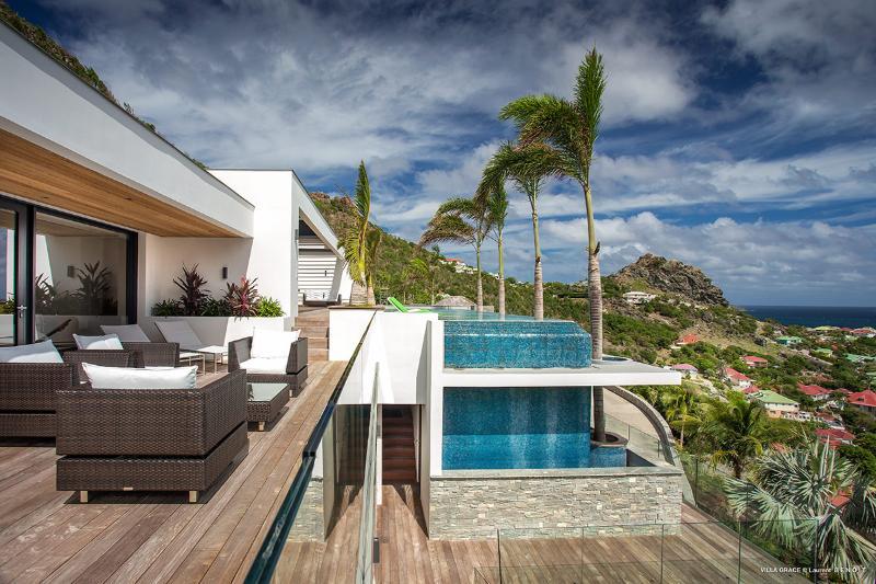 Villa Grace, Sleeps 2 - Image 1 - Anse Des Cayes - rentals