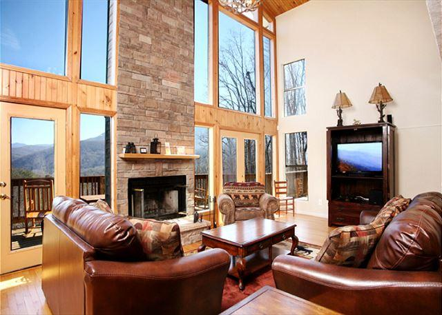 Devoted to Family - The Bear's Lair   Mountain Views Hot Tub Gaming Jacuzzis   Free Nights - Gatlinburg - rentals