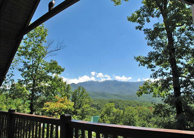 The Perfect Vacation Destination - Emotional Rescue  Mountain View Pool Access Hot Tub Gaming Free Nights - Gatlinburg - rentals