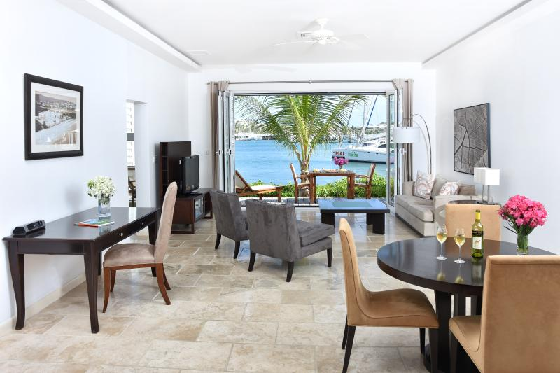 Two Bedroom Marina View Townhouse - Image 1 - Dawn Beach - rentals