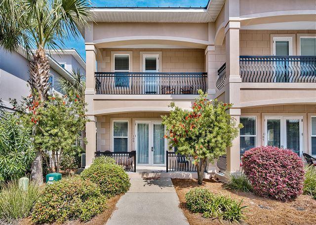 Miramar Beach Villas 106 - 290100 - Image 1 - Destin - rentals