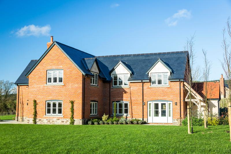 Sharpnage House - Brand new, Luxury, self-catering Holiday house - Hereford - rentals