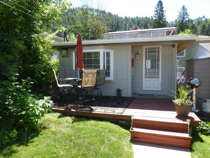 Backyard Cottage B&B; - Image 1 - Deadwood - rentals