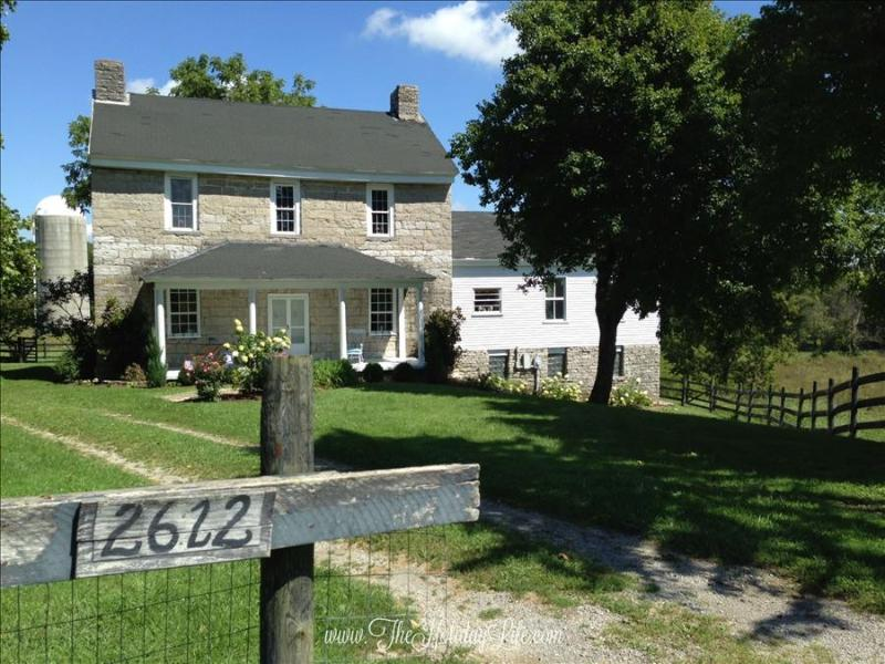 Historic Wake Robin Farm in the Bluegrass - Image 1 - Perryville - rentals