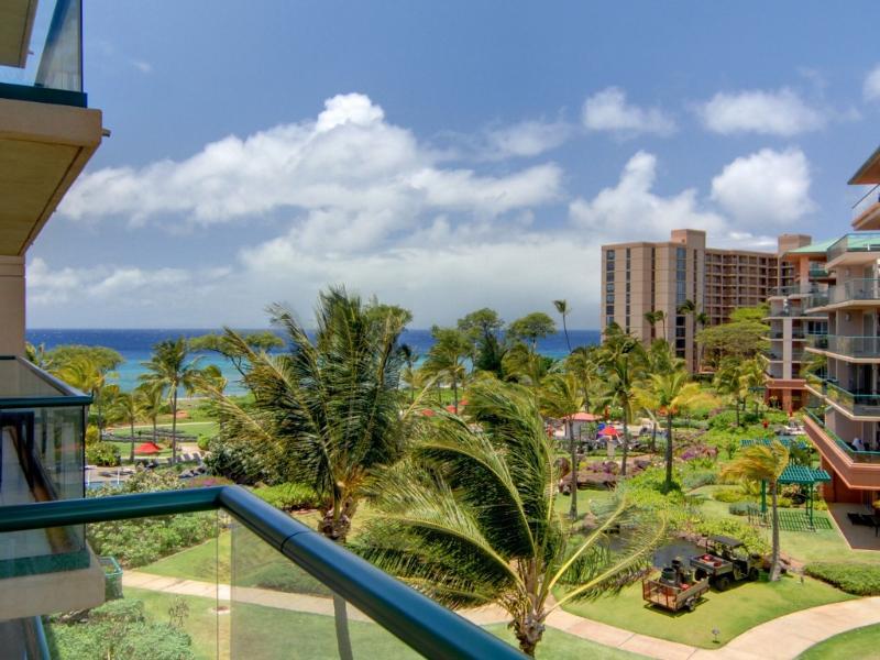 Maui Resort Rentals: 446 Hokulani @ Honua Kai - Image 1 - Lahaina - rentals