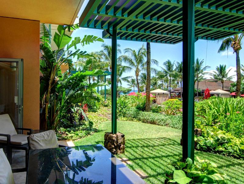 Maui Resort Realty Presents Groundfloor Interior Honua Kai Hokulani 105 - Image 1 - Lahaina - rentals