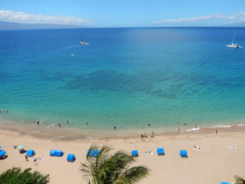 Unrivaled 11th Floor Ocean Front - Best One Bedroom Location on Kaanapali Beach!!! - Lahaina - rentals