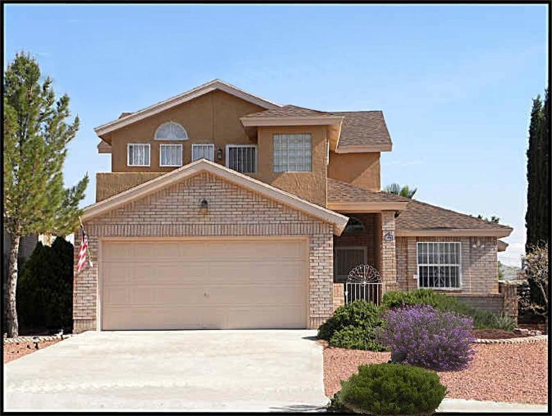 Spacious 2 story home in a safe and friendly neighborhood. - Nice 3 BR. & 2 Bath in El Paso, Texas - El Paso - rentals