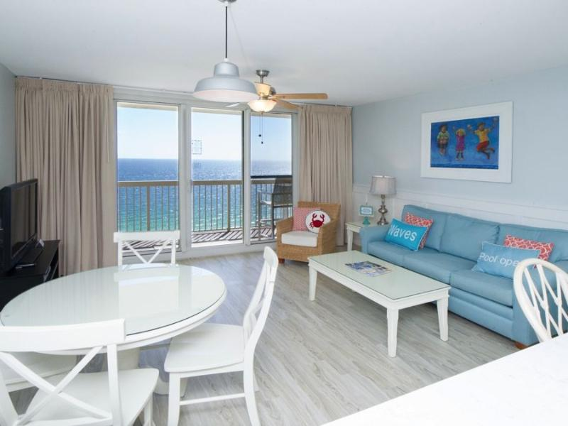 Beach front view! - On the Beach! Pelican Beach Resort 1607 - Destin - rentals