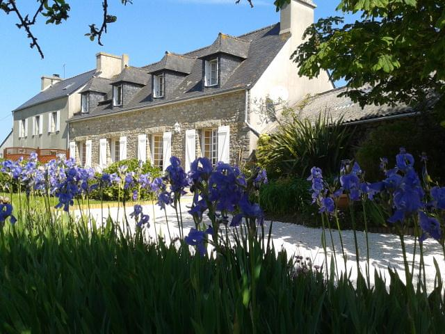 wonderfull farm house in Brittany on the coast - Image 1 - Guisseny - rentals