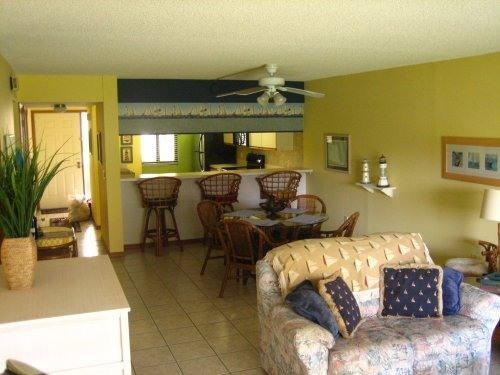 New Beachfront Ground Floor Condo @ Top Resort! - Image 1 - Cocoa Beach - rentals