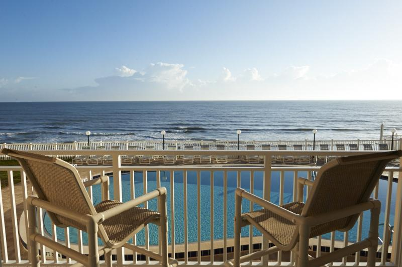 Beautiful views right from your balcony. You can't get any closer! - **Direct Oceanfront** A  View & 10 Steps to Beach! - Satellite Beach - rentals