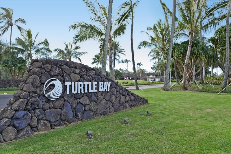 Entrance to Turtle Bay - OAHU'S NORTH SHORE WANDERLUST Bedroom PLUS Loft - Kahuku - rentals
