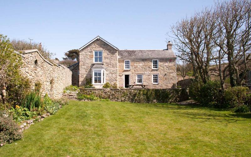 Nanquidno House - Milly and Martha - Nanquidno House - Sennen - rentals