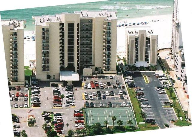 Phoenix 1 building - Unbelievable views from this 15th floor Phoenix 1 penthouse - Orange Beach - rentals
