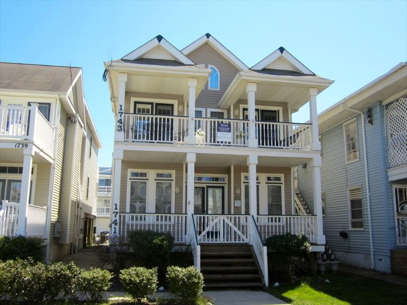1743 Asbury Ave. 2nd Flr. 130939 - Image 1 - Ocean City - rentals