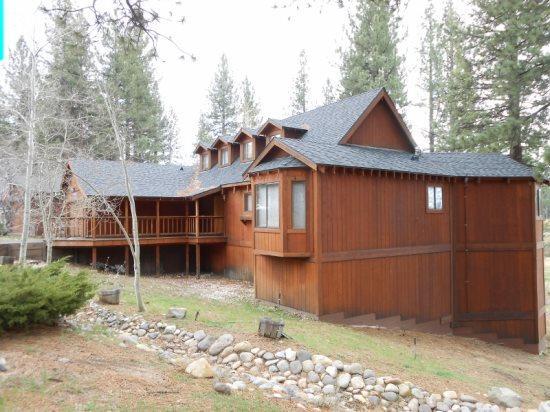 750E Front - 750E- Spectacular Mountain views across Barton meadow - South Lake Tahoe - rentals