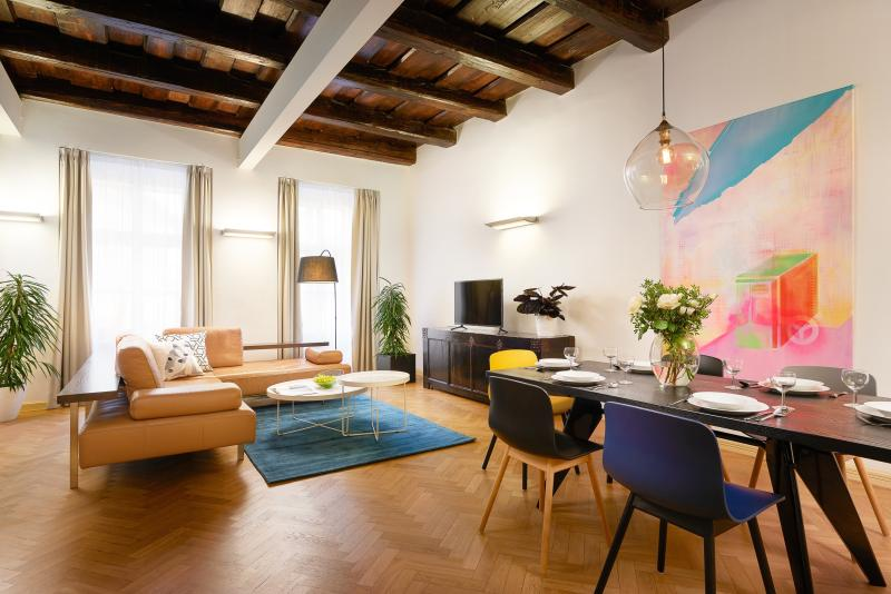 One-Bedroom Charming Apartment - One-Bedroom Charming Apartment - Prague - rentals