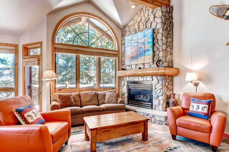 Perfectly Located Breckenridge 4 Bedroom Walk to lift - EL406 - Image 1 - Breckenridge - rentals