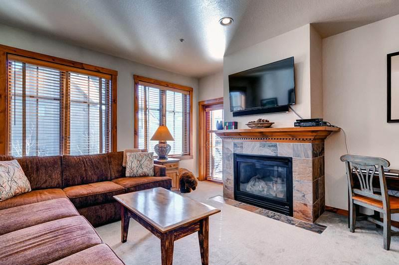 Affordably Priced Breckenridge 2 Bedroom Walk to lift - M1315 - Image 1 - Breckenridge - rentals